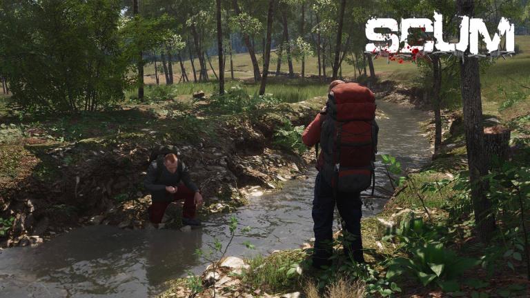 SCUM : notre guide pour bien débuter