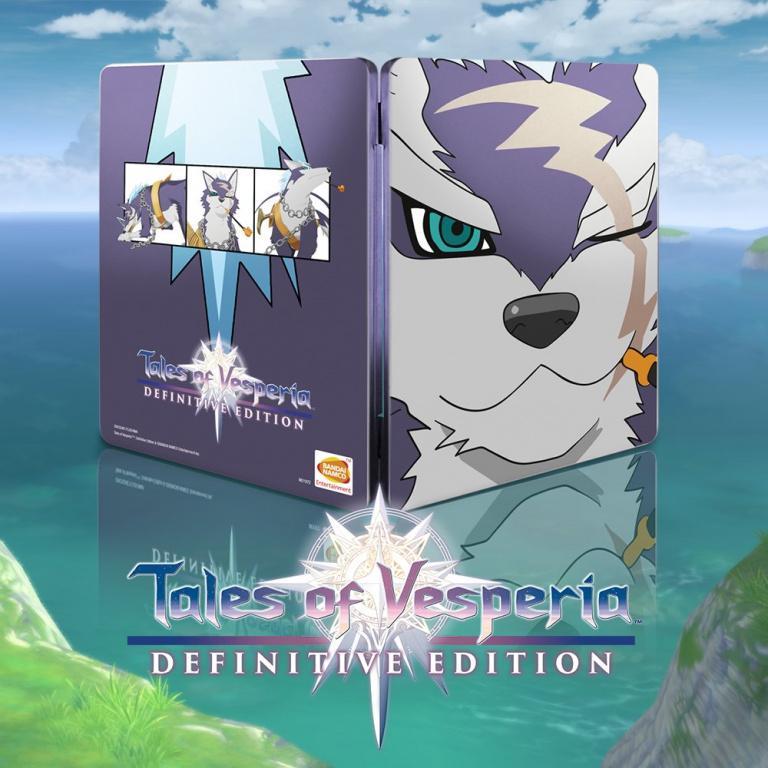 Tales of Vesperia : Definitive Edition sortira en janvier