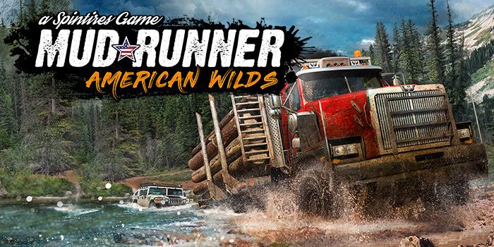Spintires : MudRunner - les grands espaces s'ouvriront aux joueurs Switch en novembre