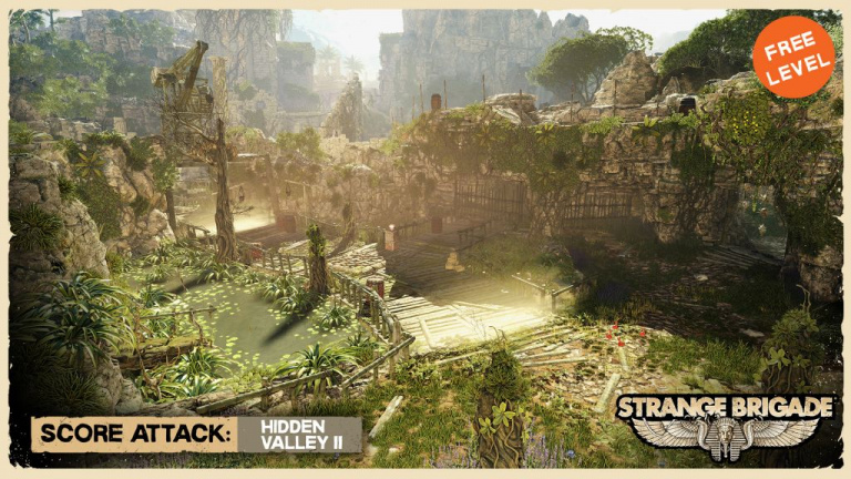 Strange Brigade : un premier planning pour les DLC gratuits et payants