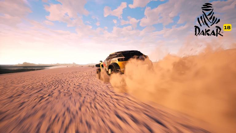 Dakar 18 : les trophées / succès du jeu officiel du Dakar