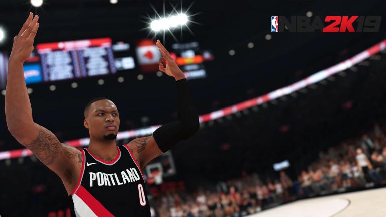 NBA 2K19 : les trophées / succès de la simulation de basket