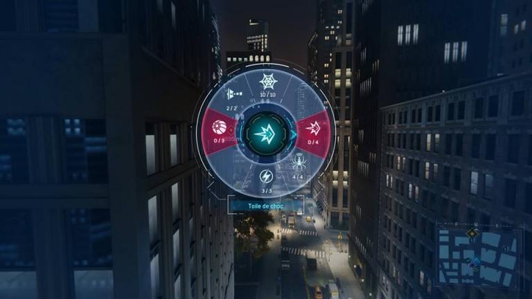 Fabriquer les gadgets de Spider-man