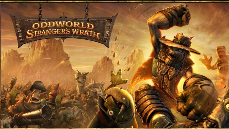 Oddworld : La Fureur de l'Étranger arrive sur Nintendo Switch