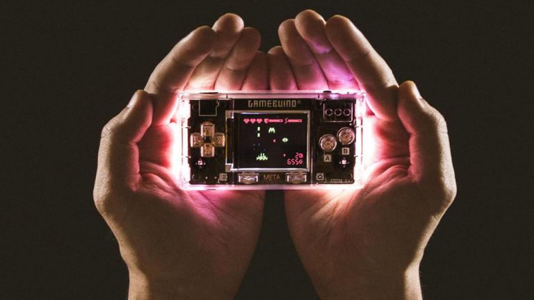 Gamebuino : La console portable au style rétro conçue pour les bidouilleurs