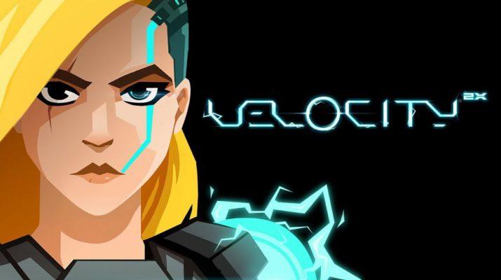 Velocity 2X : l'hybride platformer / shoot'em up arrive sur Switch le 20 septembre