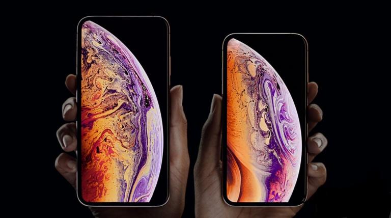 Keynote Apple 2018 : Les Iphone XS et XS Max dévoilés