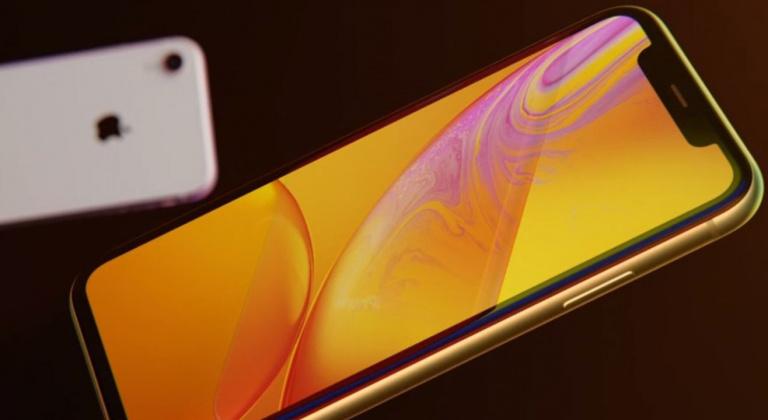 Keynote Apple 2018 : L'Iphone XR officialisé