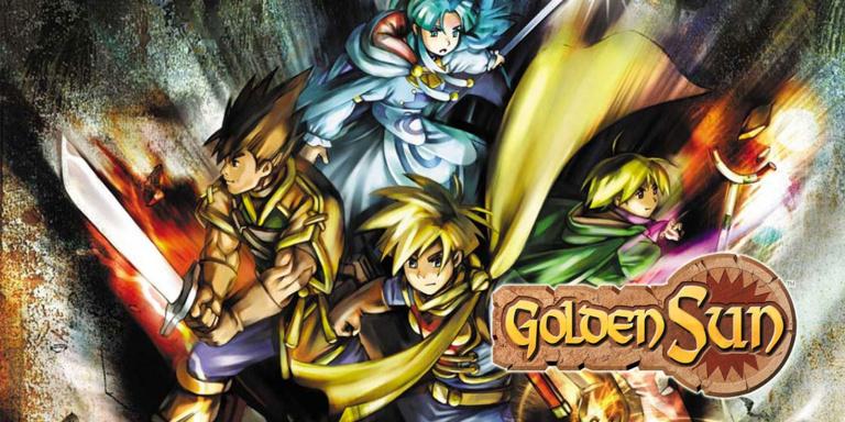 Golden Sun : La marque à nouveau déposée par Nintendo