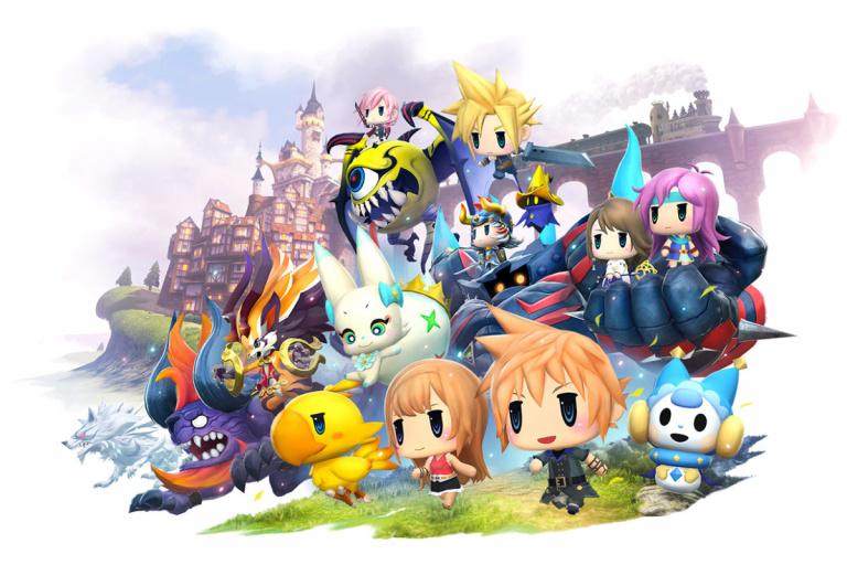 Chocobo's Mystery Dungeon Every Buddy! et World of Final Fantasy Maxima annoncés pour fin 2018