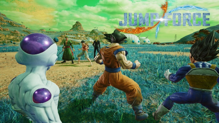 Jump Force : Yami Yugi et son deck arrivent dans le roster