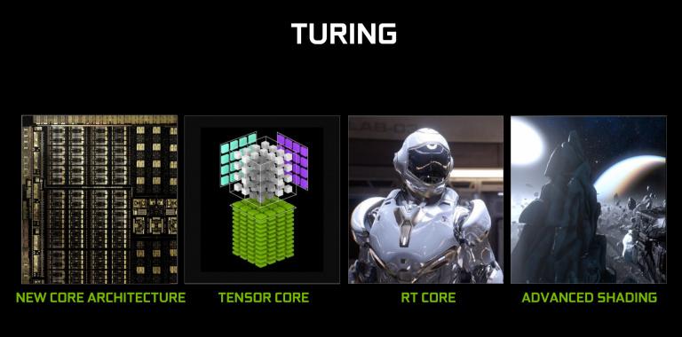 Test des GeForce RTX 2070, 2080 et 2080 Ti : La génération Turing est en marche