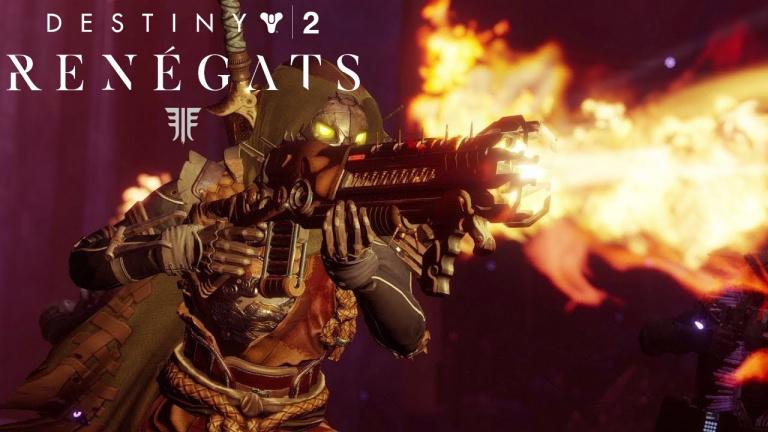 Guide vidéo Destiny 2 Renégats raid Dernier Vœu : armes, équipements, mods, stratégies... Préparez-vous