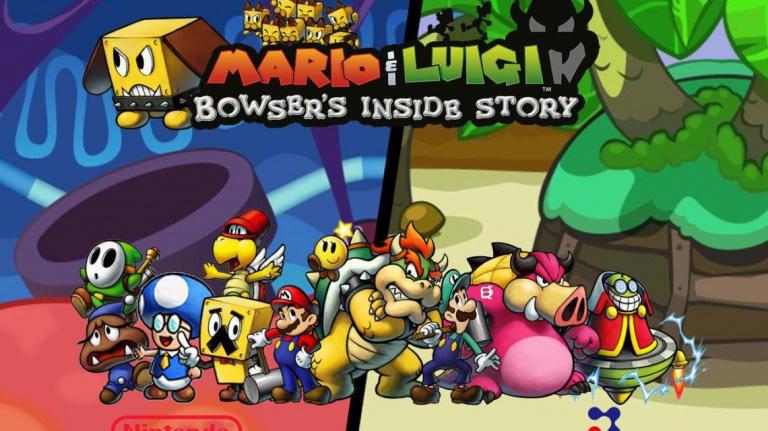 Mario & Luigi : Voyage au centre de Bowser se trouve une date sur 3DS