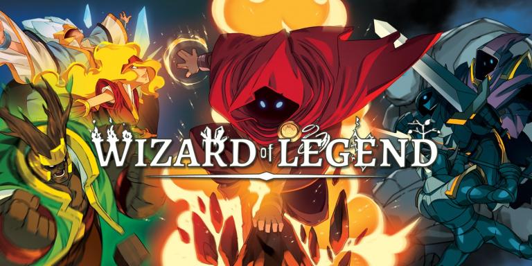 Wizard of Legend annonce son extension Sky Palace pour cet hiver
