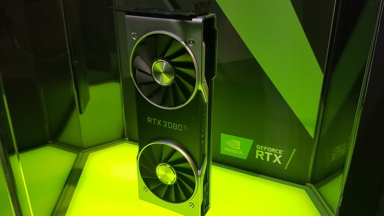 Nvidia RTX 2080 Ti : la sortie décalée d'une semaine