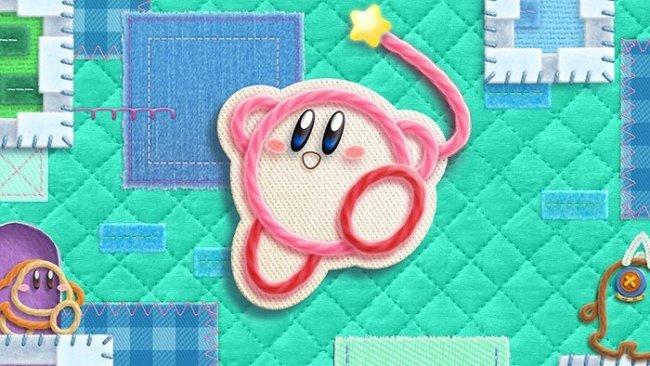Kirby : Au Fil de la Grande L'Aventure compatible uniquement New 2DS / 3DS
