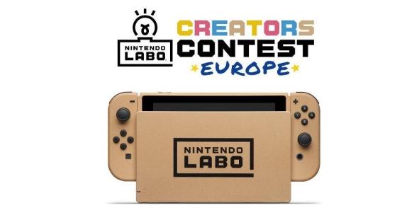 Nintendo Labo : les finalistes français du concours européen présentés