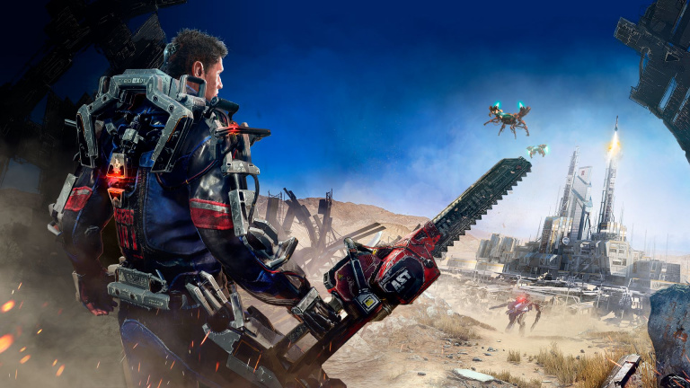 Des images pour le prochain DLC de The Surge