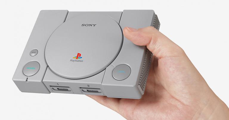 PlayStation Classic : la version japonaise intégrera des jeux différents