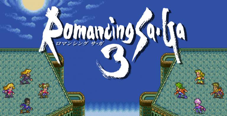 TGS 2018 : le remaster de Romancing SaGa 3 sortira début 2019 sur PC, consoles et smartphones