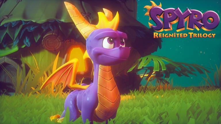Spyro Reignited Trilogy : les trophées / succès de la compilation culte