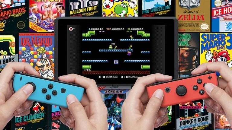 Nintendo Switch : l'émulateur NES d'ores et déjà hacké