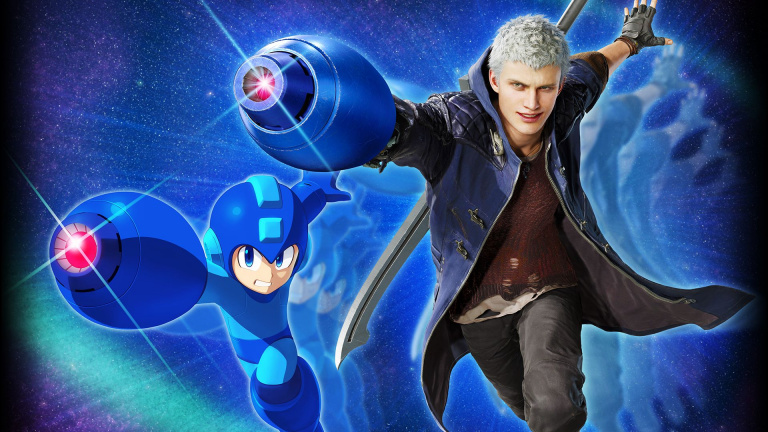 TGS 2018 : du Mega Man dans l'édition deluxe de Devil May Cry 5