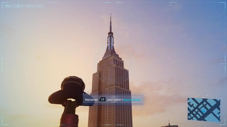 Mission principale - Visite touristique