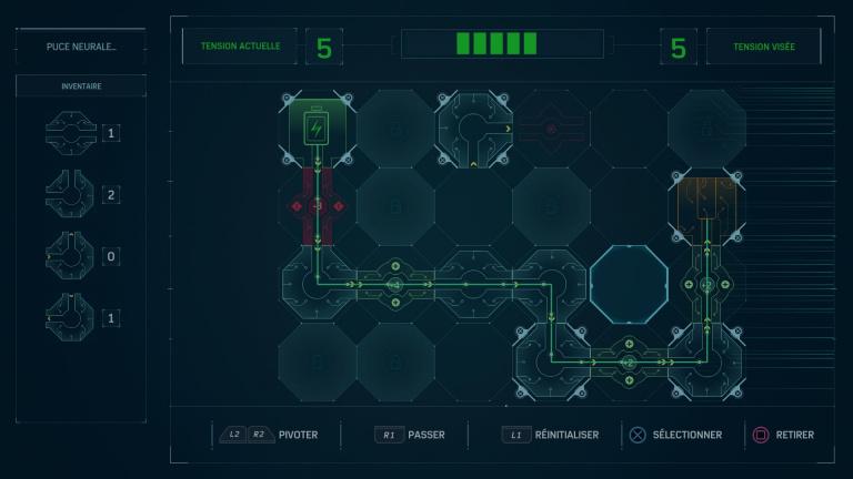 Mission principale - Connexions