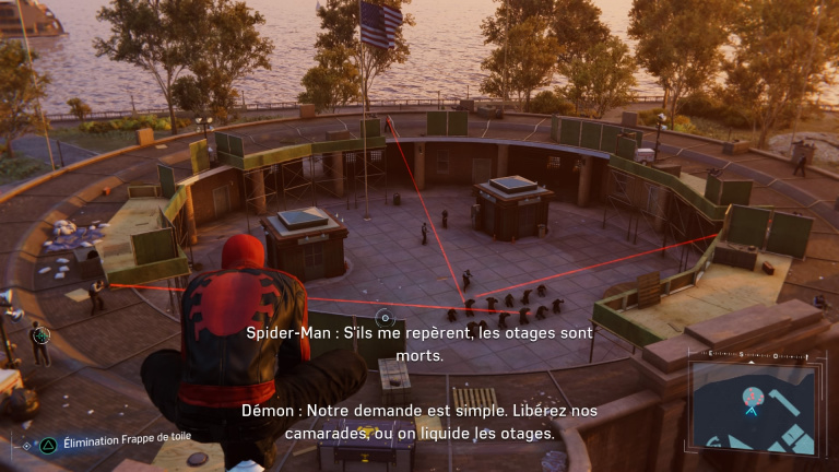 Mission Annexe - Chasse aux snipers