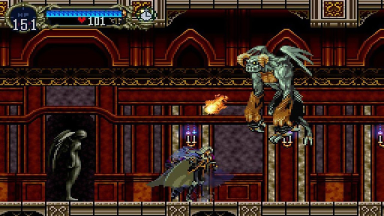Castlevania : Symphony of the Night et Rondo of Blood apparaissent sur l'ESRB