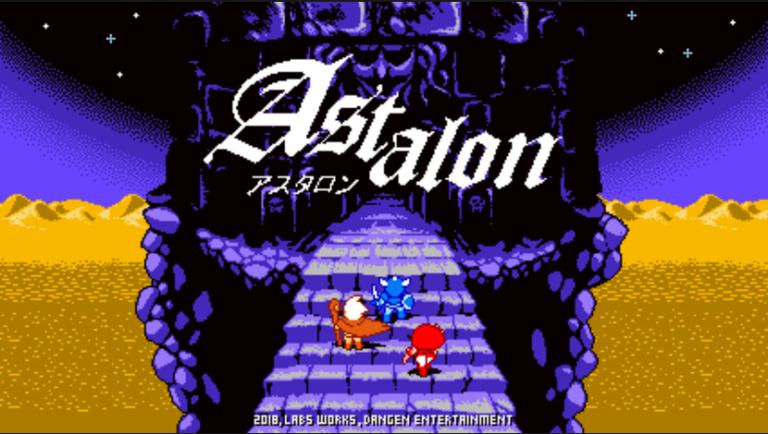 Astalon : Tears of the Earth - Le nouveau titre de LABSworks annoncé