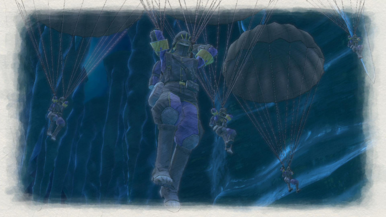 Chapitre 10 : Sous la glace