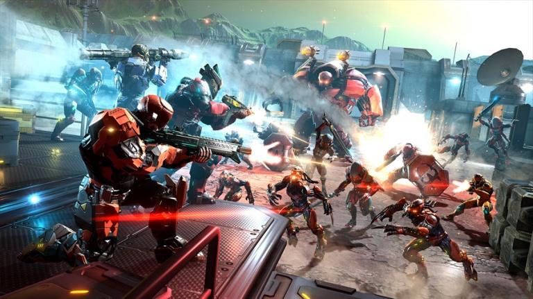Shadowgun Legends propose désormais des événements hebdomadaires
