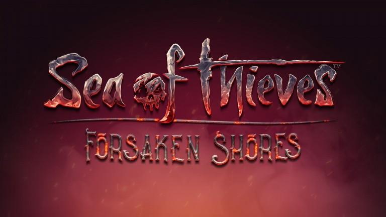 Sea of Thieves : les nouveautés de l'extension Forsaken Shores