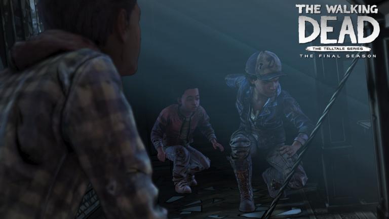 The Walking Dead Final Season, soluce épisode 2 : toutes les fins et guide des trophées