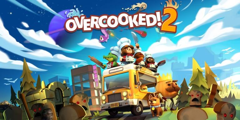 Overcooked 2 : un DLC teasé pour le 3 octobre