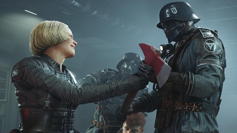 Wolfenstein II s'offre un patch sur Nintendo Switch