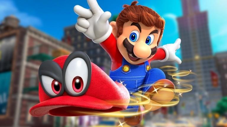 Super Mario Odyssey nous mène à la baguette