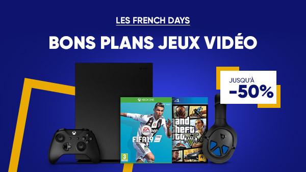 Les french days arrivent à la FNAC !