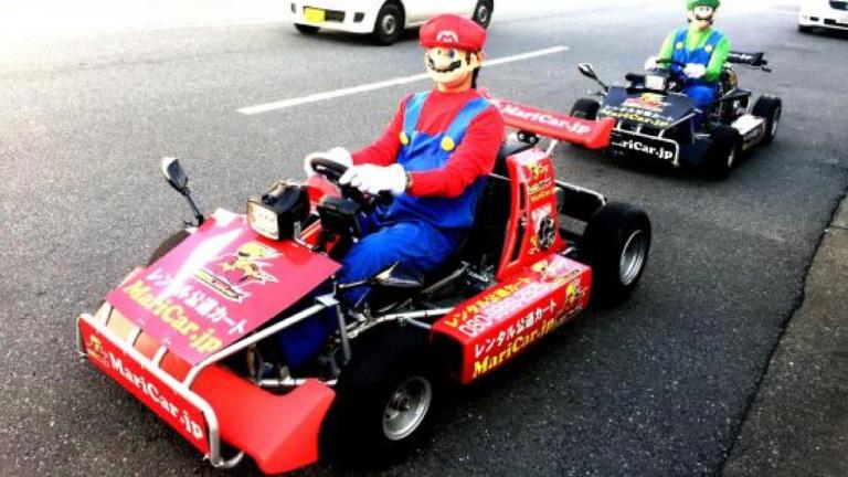 Nintendo gagne son procès contre les sessions de Mario Kart non-officielles dans Tokyo