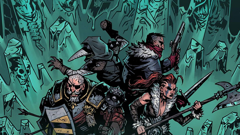 Darkest Dungeon : The Color of Madness prend date sur consoles