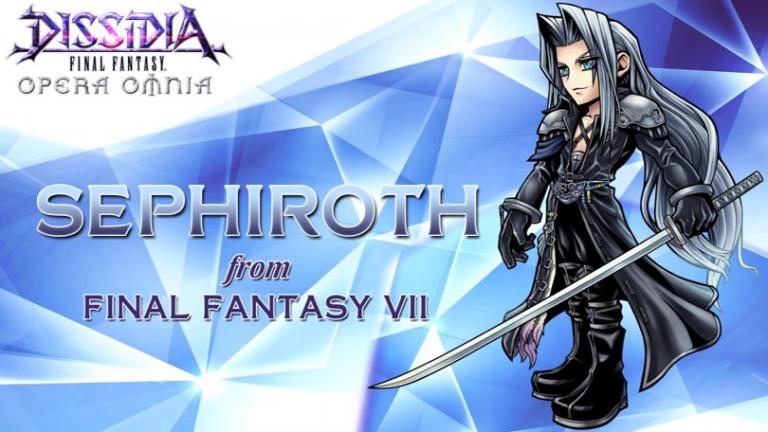 Dissidia Final Fantasy : Opera Omnia rend Sephiroth jouable en vidéo