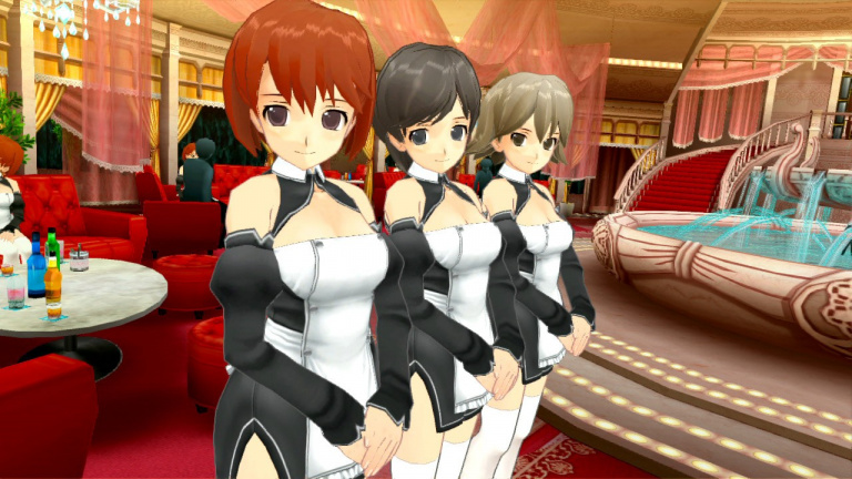 Dream C Club Zero : D3 Publisher évalue une sortie occidentale