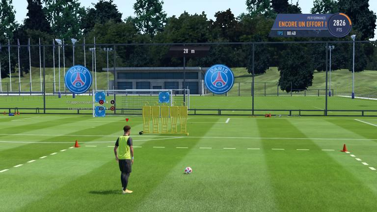 """FIFA 20 : les jeux techniques """"tirs"""", notre guide"""