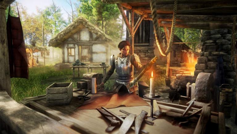 New World : le MMO d'Amazon Game Studios entre en alpha fermée