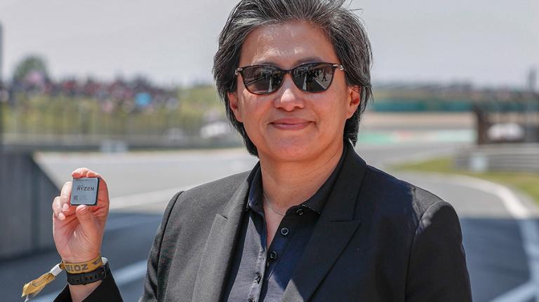 La présidente d'AMD présentera une keynote durant le CES 2019