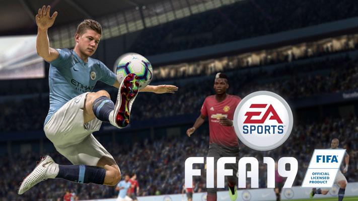 FIFA 19 : une grosse mise à jour modifie considérablement le jeu