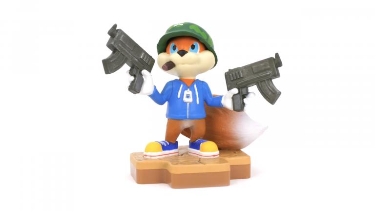 Totaku Collection : Banjo & Kazooie et Conker auront leur figurine